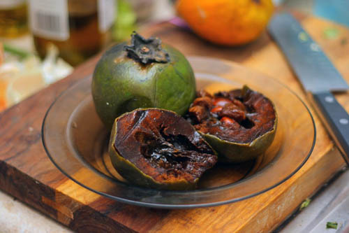 Black Sapote Photo - Wikipedia